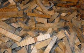 Retales de madera